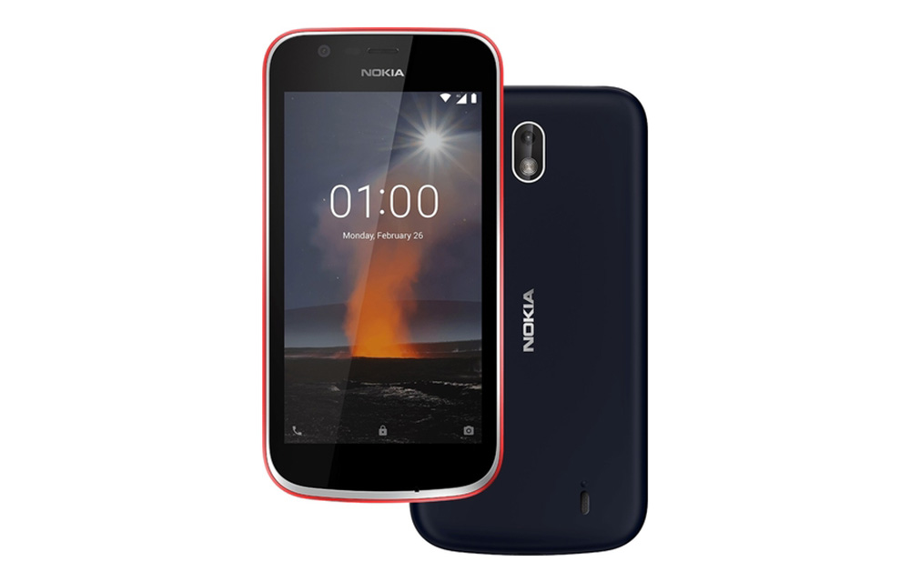 Nokia 1 Design and Build Quality