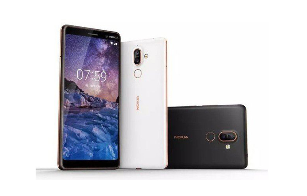 Nokia 7 Plus Deisgn and Build Quality