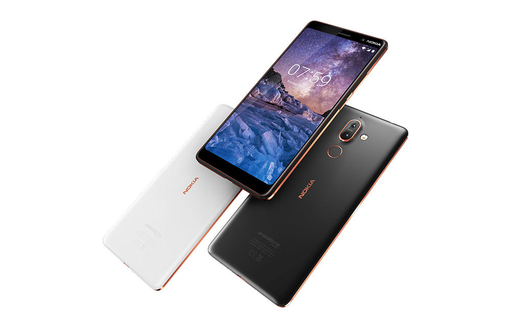 Nokia 7 Plus Performance