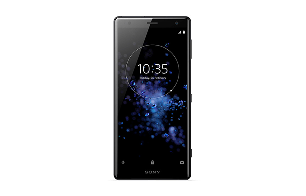 Sony Xperia XZ2 Design and Build Quality