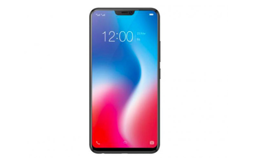 Vivo V9 Design and Build Quality