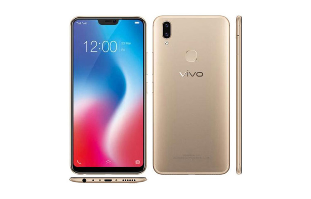 Vivo V9 Display